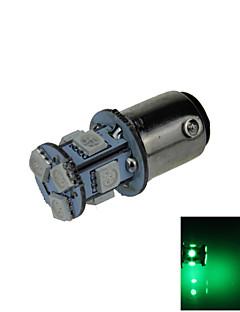 1X Green 1157 BAY15D 8 5050 SMD LED Brake Turn Signal Rear Light Bulb Lamp DC 12V E001
