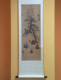 asmak için ünlü / yatay / insanlar / eğlence yağlıboya elle boyanmış duvar sanatı diğer sanatçılar, bir pano hazır