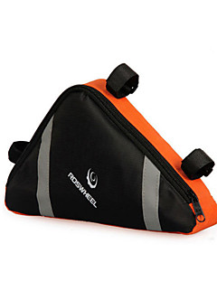 Bike Bag 10-20LLBike Frame Bag Waterproof / Reflective Strip / Wearable Bicycle Bag Nylon Cycle Bag Cycling/Bike 23*20*6cm
