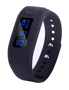 """0.91 """"bluetooth akıllı bilezik su geçirmez giyilebilir uyku izleme bluetooth spor pedometre"""