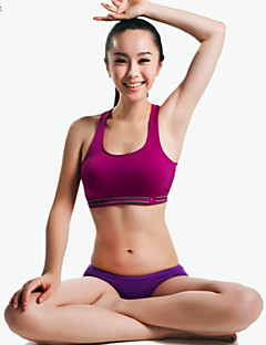 confortáveis roupa sexy yoga mulheres altos topos de ioga com design elegante
