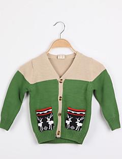 Sweter /  sweter rozpinany-Chłopca-Zima / Wiosna / JesieńRobione na drutach