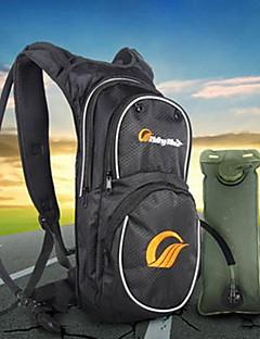 Bike Bag 15LLCycling Backpack / Hydration Pack & Water Bladder Waterproof / Reflective Strip / Including Water Bladder Bicycle BagNylon /