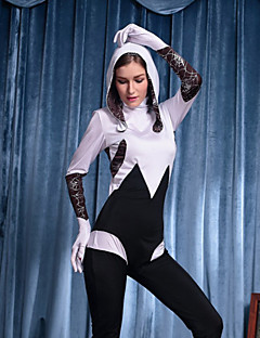 Spider Man Halloween Female Super Heroes Costumes