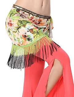 2015 New Belly Dance Hip Scarf Hot Selling Dancing Belt 4Colors WY9519