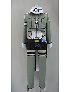 Sword Art Online GGO  Sinon/Asada Shino Cosplay Costome