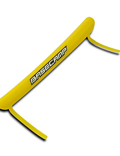 General Mountain Bike Bicycle Chain Guard Post Yellow BC-992