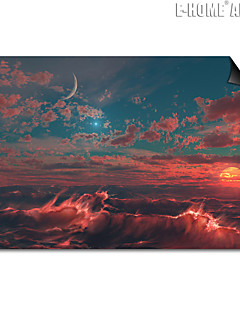 E-HOME® Magnetic Print Replaceable Art The Waves in The Sea Decorative Painting Multi Style Optional