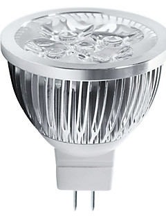 5W GU5.3(MR16) Spot LED MR16 5 LED Haute Puissance 550 lm Blanc Chaud / Blanc Froid Décorative DC 12 V 1 pièce