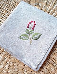Bulk Monogrammed Wedding Napkins, Embroidered Cloth Napkins, Wedding Linens, Wedding Gift Monogrammed Mapkins