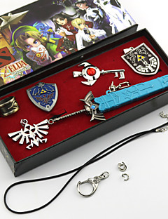 The Legend of Zelda Alloy Badge/More Accessories Necklace