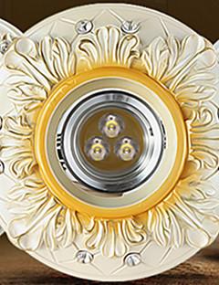 résine lampe de plafond sculpté djb1299 européen de la main de la lampe de style