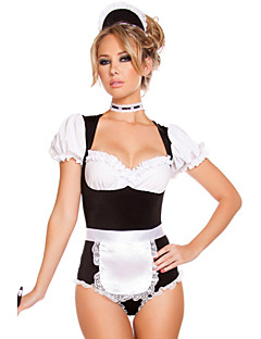 Women's Foxy Cleaning Maid Costume