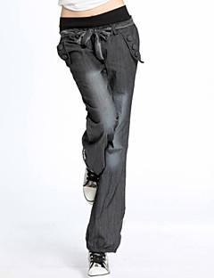 Denim / Polyester - Casual - Vrouwen - Broek