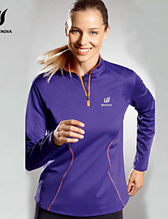 Running Sweatshirt Women's Long Sleeve Quick Dry Tactel Fitness / Racing / Running Sports Sports Wear StretchyIndoor / Outdoor clothing /