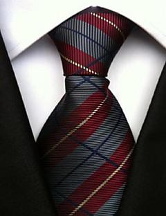 Cravate Vintage / Mignon / Soirée / Travail / Décontracté Polyester,Femme Imprimé Toutes les Saisons