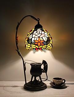 Masa Lambası Çok-Tonlu Geleneksel/Klasik / Kırsal/Köysel / Tiffany Metal