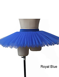 Cotton/Lycra Waistband Half Tutu More Colors for Ladies and Girls