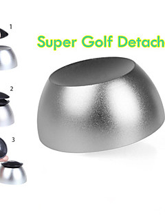 DearRoad Super Golf EAS Detacher Security Tag Remover Magnetic Intensity 12,000gs Anti-theft Silver