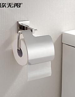 """Porte Papier Toilette Acier Inoxydable Fixation Murale 150 x 130 x 90mm (5.9 x 5.11 x 3.54"""") Acier Inoxydable Contemporain"""