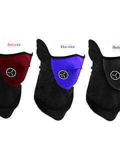 Cycling Mask / Neck Warmer Warm Bicycle Bike Riding Mask Black