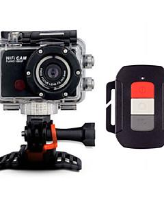 F21 Actiecamera / Sportcamera / Zelfklevend 5MP 3264 x 2448 WIFI / Waterbestendig / USB CMOS 32 GB H.264 50 M Universeel