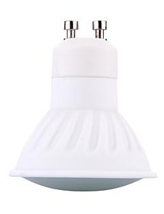 7W GU10 Spot LED 56 SMD 3014 500 lm Blanc Chaud AC 100-240 V