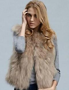 Women New Arrival Warm Waistcoat Vest Plus Size Outerwear , Lined