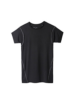 Cycling Jersey Men's Breathable / Quick Dry / Sweat-wicking Bike T-shirt / Tops Solid Exercise & Fitness
