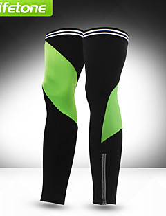 Leg Warmers/Knee Warmers Bike Breathable / Thermal / Warm / High Breathability (>15,001g) / Compression Women's / Men's / UnisexGreen /