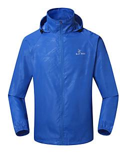 BATFOX® Cycling Jacket Unisex Long Sleeve BikeWaterproof / Breathable / Quick Dry / Windproof / Rain-Proof / Anti-Eradiation /