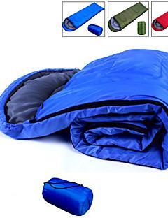 Sleeping Bag Rectangular Bag Single +5°C~+15°C Hollow Cotton 190CM+30cmX75cm Hiking / Camping / Traveling / Hunting / OutdoorQuick Dry /