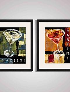 Abstrakt / Landschaft / Stillleben / Feiertage / Freizeit / Essen/Getränke Gerahmte Printkunst / Gerahmtes Leinenbild / Gerahmtes SetWall