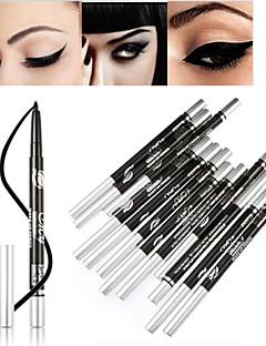 Eyeliner Matita Secco Volumizzate / Gloss lucenti / Gloss colorati / Effetto prolungato / Naturale / Asciugatura rapida / TraspiranteNero