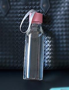 nicht bricht den PC Plastikbecher Sportwasserflasche 550ml