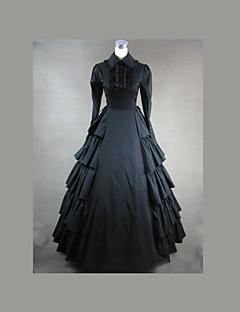 vendita superiore vestito gothic lolita vestito dall'annata belle vittoriano