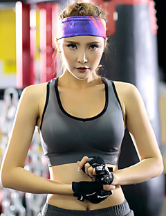 Running Sports Bra / Tank Women's Sleeveless Breathable / Wearable / Lightweight Materials / Sweat-wicking TactelYoga / Pilates /