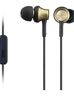 GUSOLL Sport Metal MDR-EX650AP Earphone Headset Hifi Headphones for Xiaomi Iphone With Microphone