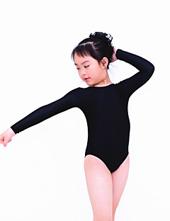 Children Dance Dancewear Long Sleeves Adults' Children's Ballet Dance Leotards