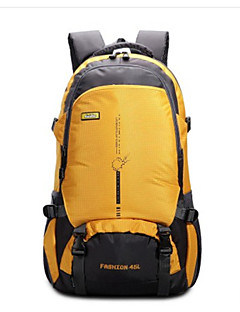 The New Outdoor Mountaineering Bags 45L Backpack Leisure Travel Backpack Waterproof Breathable
