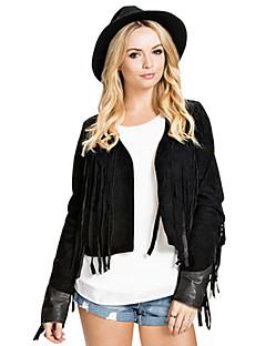 Women's Solid Black Shirt,V Neck Long Sleeve
