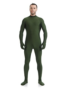 Lycra Spandex Zentai Fullbody Catsuit Without Hood