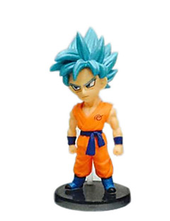 Dragon Ball Andre 10CM Anime Action Figurer Modell Leker Doll Toy