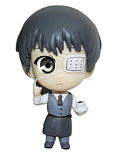Tokyo Ghoul Ken Kaneki 8CM Anime Action Figures Model Toys Doll Toy