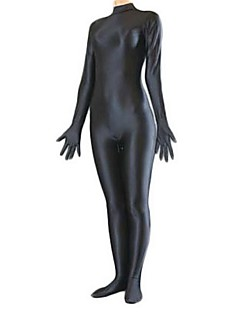TOMSUIT Lycra Spandex Zentai Fullbody Catsuit Without Hood