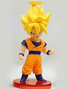 Dragon Ball Autres 10CM Figures Anime Action Jouets modèle Doll Toy