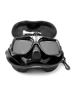 ダイビングマスク 取付方法 調整可 多機能 ために フリーサイズ Xiaomi Camera Gopro 5 Gopro 4 Gopro 4 Session Gopro 3 Gopro 2 Gopro 3+ Gopro 1 Gopro 3/2/1 SJ4000 ダイビング