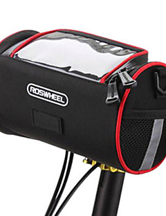 ROSWHEEL® תיק אופניים 7LLתיקים לכידון האופניים / תיק כתף עמיד למים / מוגן מגשם / חסין זעזועים / ניתן ללבישה / טלפון/Iphone תיק אופניים