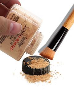 Ben Nye Banana Luxuary Powder + 1 PCS High Quality Powder Brush