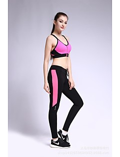 Women's Running Pants/Trousers/Overtrousers Tracksuit Tights Leggings Bottoms Breathable Quick Dry Moisture Permeability Compression
